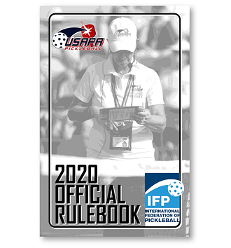 USAPA IFP Official 2020 Pickleball Rulebook-3