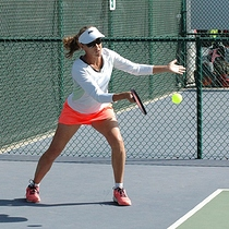 What is Pickleball - Jennifer Lucore playing pickleball
